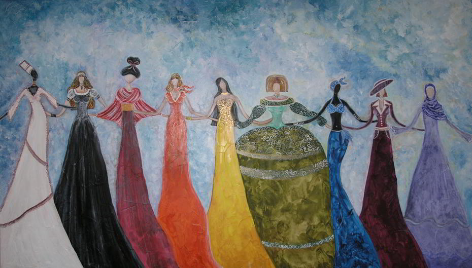 susana khabbaz Women of the world